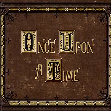 Once Upon A Time Book by MyAwesomeBubble