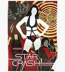 Star Crash - Sterne im Duell Poster