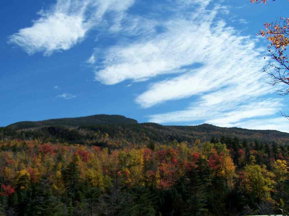 Mountains of Maine by pshelli