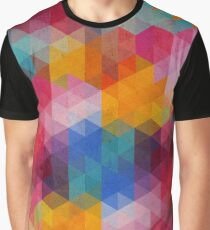 geometric color dynamics  Graphic T-Shirt