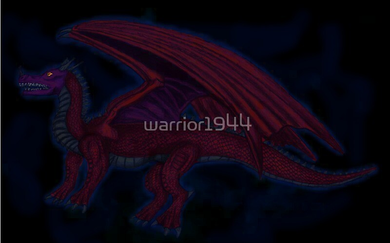 Red Dragon by warrior1944