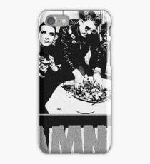 The Damned - 'Dinner Blaster' iPhone Case/Skin