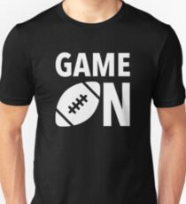 Game On Football  Unisex T-Shirt