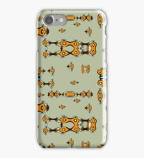 beetle frogger iPhone Case/Skin