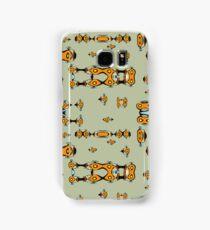 beetle frogger Samsung Galaxy Case/Skin