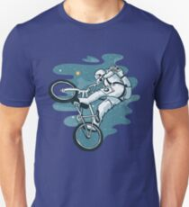 Space Bike Unisex T-Shirt
