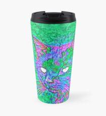 Ninja Cat, Predator Travel Mug