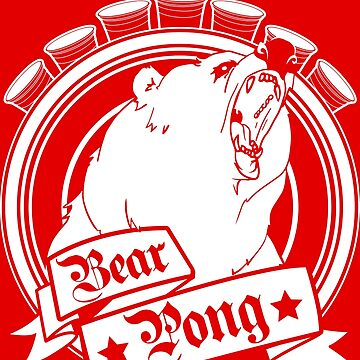Bear-Pong by Karl-der-Tolle