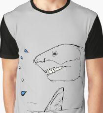 Sharp as Shark Graphic T-Shirt