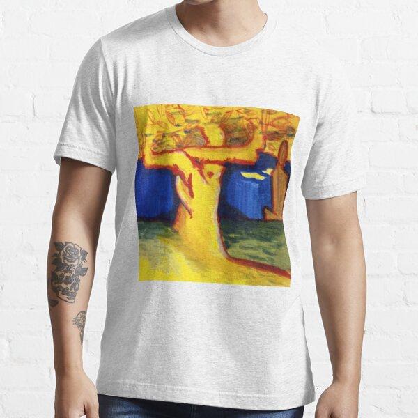 El árbol de la Meditación Camiseta esencial