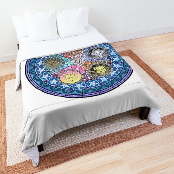 Dive to the Heart KHuX Comforter