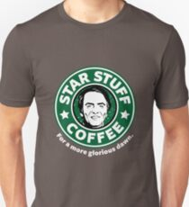 star stuff coffe Unisex T-Shirt