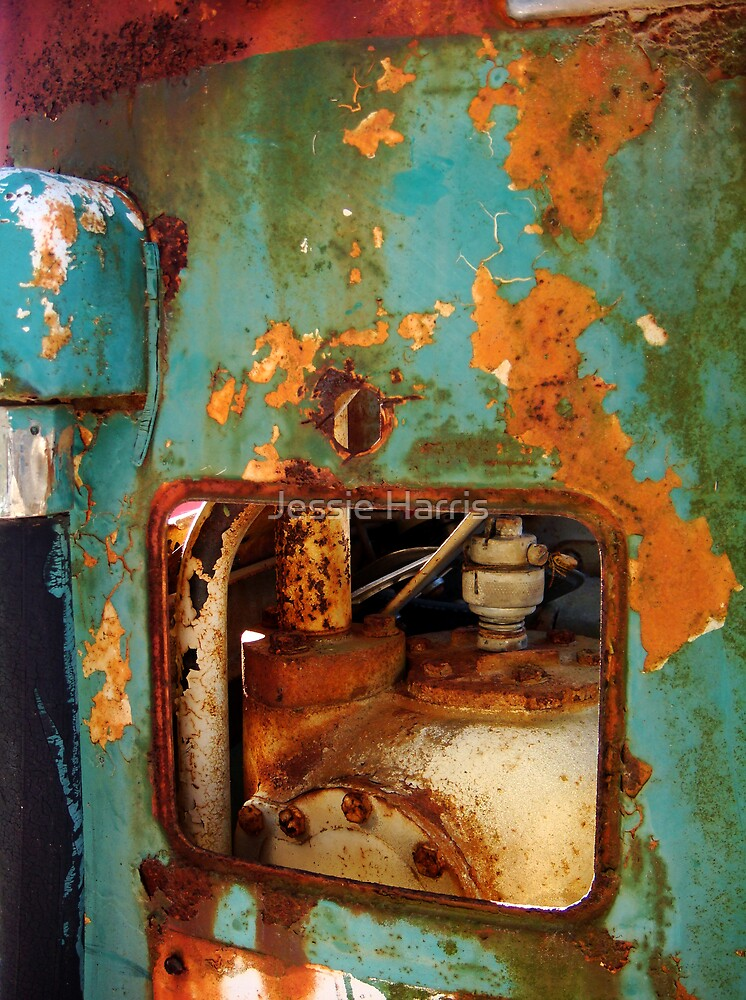 Pump by Jessie Harris