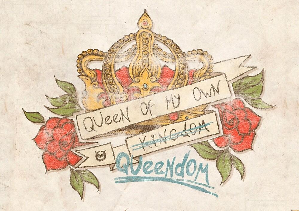 Queen by Bruno Diniz
