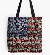 Elvis Presley pattern Tote Bag