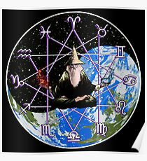 Tierkreis-Zauberer Poster