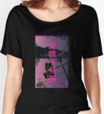 Street Night Women's Relaxed Fit T-Shirt