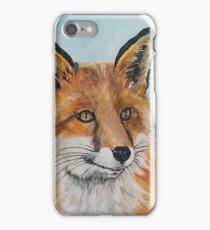 Beautiful Fox 2 - wildlife iPhone Case/Skin