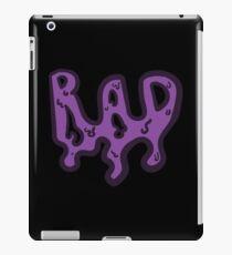 Purple Rad iPad Case/Skin