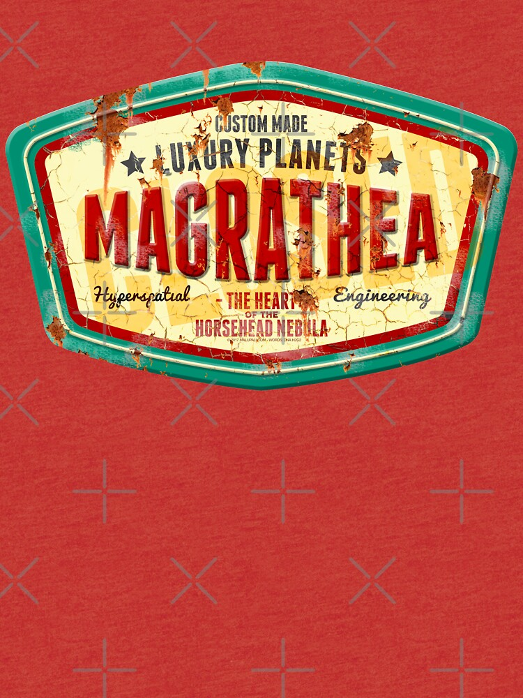 Magrathea - Custom Luxury Planets by Malupali