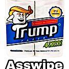 Trump Toilettenpapier, Asswipe von RainbowRetro