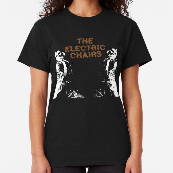 the Electric Chairs t shirt wayne county jayne Classic T-Shirt