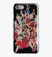 SLAM DUNK ANIME iPhone Case/Skin