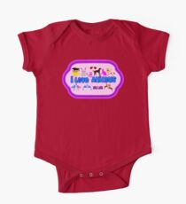❤↷I Love Animals-Animal Lovers↶❤ Kids Clothes