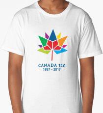 canada 150 Long T-Shirt