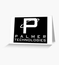 palmer technologies Greeting Card
