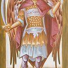 Archangel Michael Panormitis by ikonographics