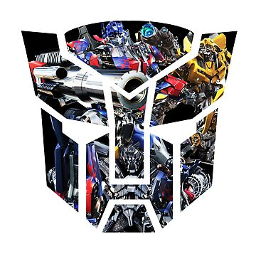 Autobot logo by leedavies88