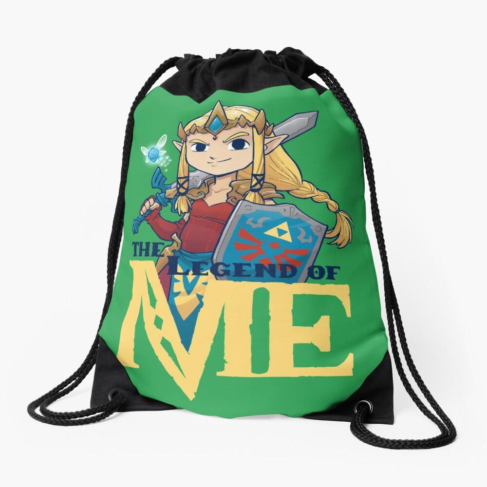 Legendary Drawstring Bag