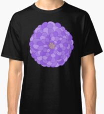 Purple Flower Classic T-Shirt