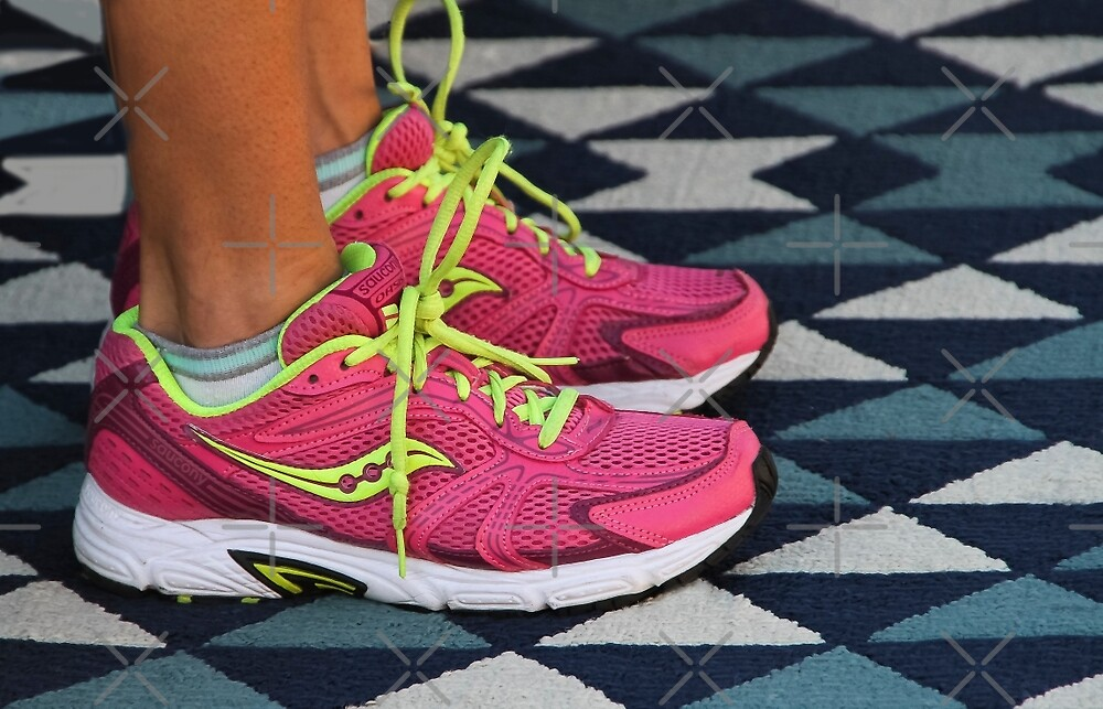 Bright New Runners!  by Heather Friedman