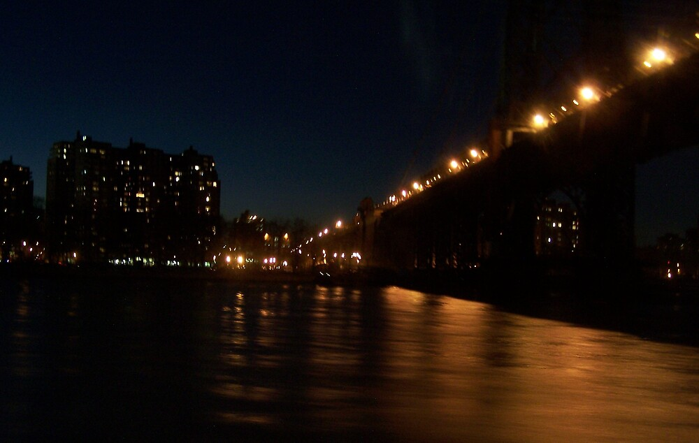 Manhattan Bridge by Emma and Dave Atkinson