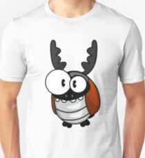 Cartoon beetle Unisex T-Shirt
