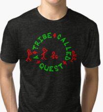 A Tribe Called Quest '92 replica  Tri-blend T-Shirt
