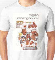 Digital Underground Same Song EP Unisex T-Shirt