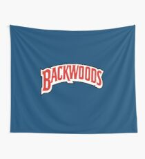 Backwoods Cigar Wall Tapestry