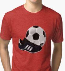 Shirt, design shirt, soccer graphic, sport, fashion, fashion, brand, for men and women Tri-blend T-Shirt