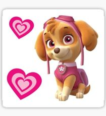 Beautiful Paw Patrol Sticker