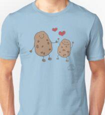 Papa te amo! Unisex T-Shirt