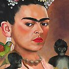 Frida Kahlo by timelessfancy