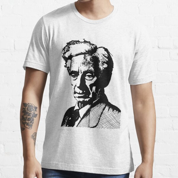 Bertrand Russell Essential T-Shirt