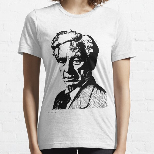 Bertrand Russell Essential T-Shirt