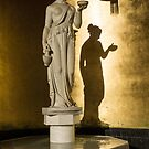 The Goddess and Her Shadow by Georgia Mizuleva