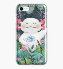the flower guardian iPhone Case/Skin