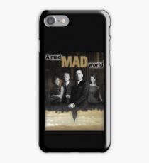Mad Mad World iPhone Case/Skin