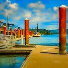 Florence Docks by Steve Walser